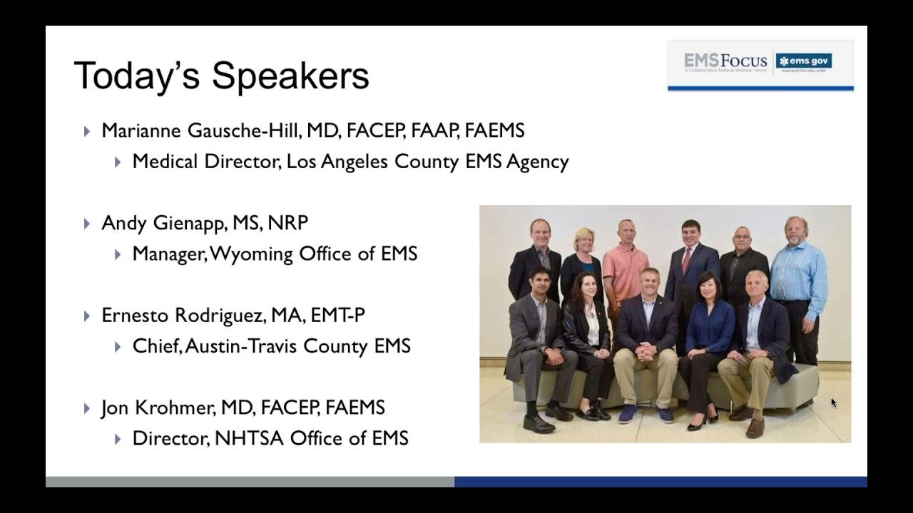 Office of EMS: EMS Focus