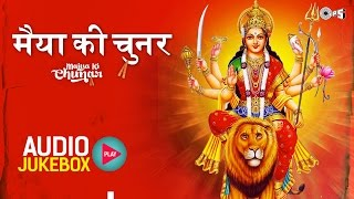 Maiya Ki Chunari | Non Stop Bhojpuri Mata Rani Bhajans | Deepak Chaudhary, Anita Raj