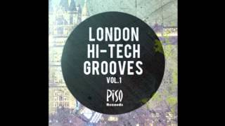 Giu Montijo, Anthony Tomov - Terra (ERI2 Remix)   London Hitech grooves Vol 1