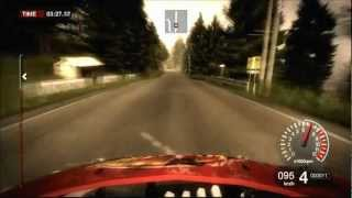 Colin Mcrae Dirt Xbox 360 Gameplay