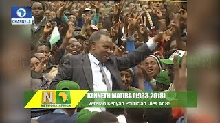 Video Veteran Kenyan Politician Kenneth Matiba Dies At 85 |Network Africa| download MP3, 3GP, MP4, WEBM, AVI, FLV Oktober 2018