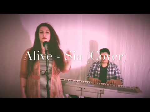 Alive - Sia (Bettina Lluhi ft. Anthony Guzman Cover)