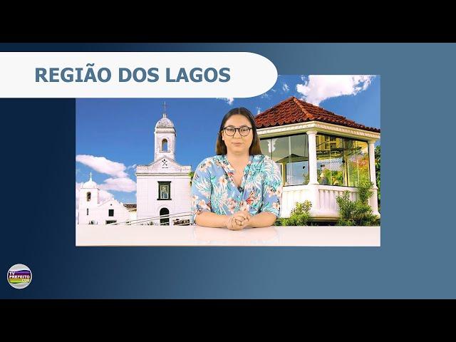 Notícias dos Municípios - Região dos Lagos (24/09)