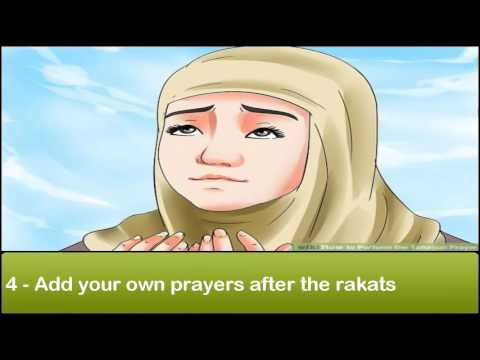 How to Perform the Tahajjud Prayer   YouTube