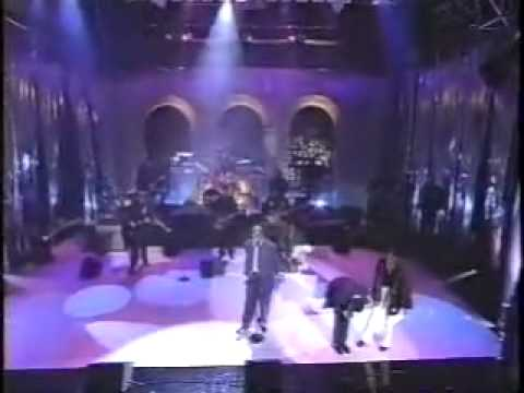 k-ci & jojo last night Letter  live