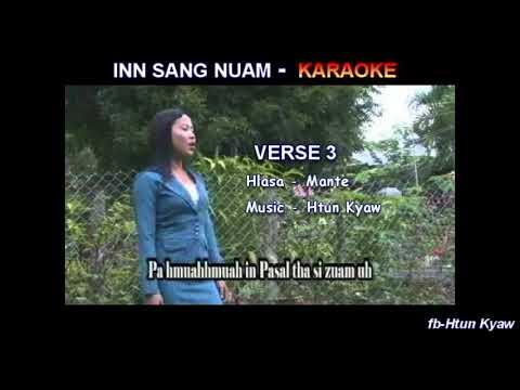 INN SANG NUAM II karaoke by Htun Kyaw