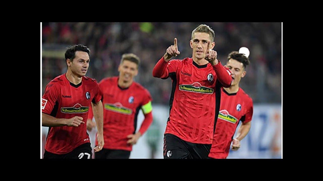 Dfb Pokal 2 Runde Holstein Kiel Gegen Sc Freiburg Heute Live Im