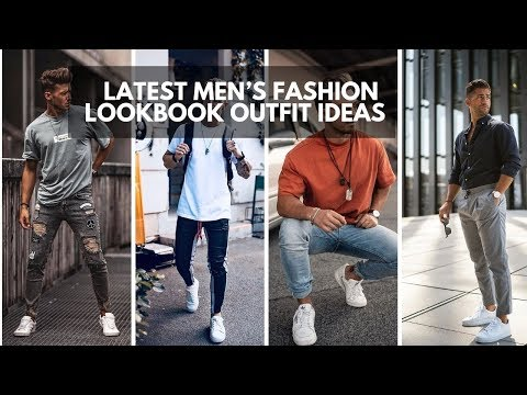 Latest Men's Outfit Inspiration 2019 | Latest Men's Fashion Lookbook | Latest Men's Outfit Ideas
