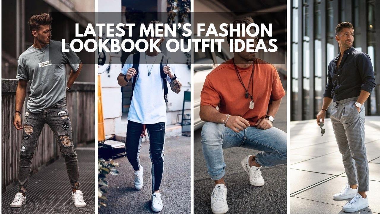 Latest Men's Outfit Inspiration 2019 | Latest Men's Fashion Lookbook | Latest Men's Outfit Ideas 6