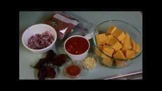 Cooking Ep. 7 Queso Con Carne (trinidad Chocolate Scorpion)