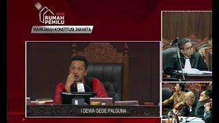 Download Hakim MK: Anda Bilang Tidak Ada di Dunia Nyata, Sekarang Bilang Enggak Tahu Mp3 and Videos