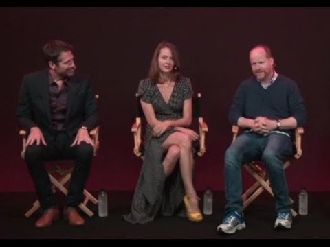 Amy Acker, Joss Whedon and Alexis Denisof: Meet the Filmmakers