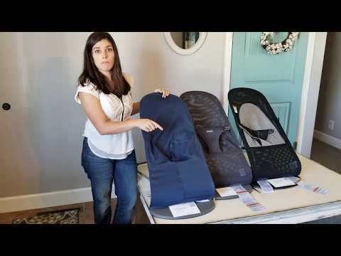 BabyBjorn Bouncer Bliss And Balance Soft Complete Review