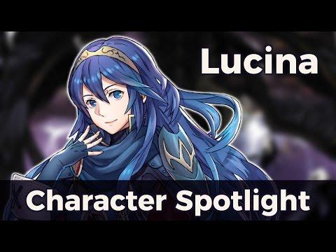 Fire Emblem Character Spotlight; Lucina