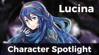 Fire Emblem Character Spotlight: Lucina