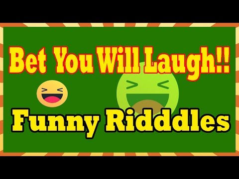 Top 10 Funny Riddles with Answers || can you solve them ? HARD FUNNY Riddles!  Brain Teasers