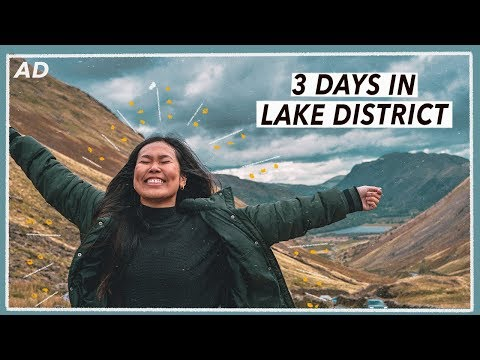 3 Days In The Lake District | England UK Travel Vlog