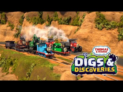 Digs And Discoveries - UK - HD