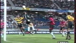 2001/2002 D1 J02 Sochaux-Rennes: 4-3