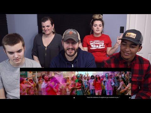 Balam pichkari full song video reaction! yeh jawaani hai deewani   ranbir kapoor, deepika padukone mp3