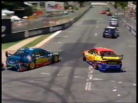 2001 V8 Supercars - Indy Support (Race 1)