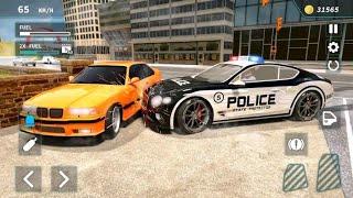 العاب سيارات شرطة للاطفالمحاكي قيادة سيارة الشرطة لعبة سيارة الشرطة السريعة عربية بوليس للاولاد