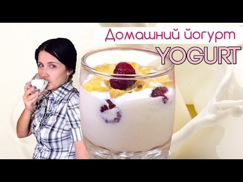 Изготовление йогурта в домашних условиях из молока