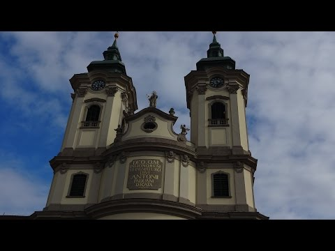 Weekend in Eger, Hungary