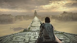 SHADOW OF THE COLOSSUS REMAKE PS4 - Novo Trailer do Game!!!