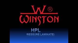 WINSTON HPL High Pressure Laminate & HARDWARE screenshot 2