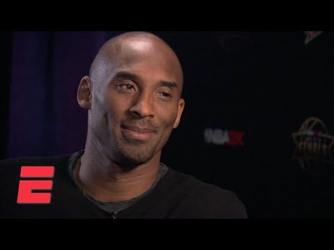 Kobe Bryant compares 60-point Lakers' finale to Kill Bill (2016) | ESPN Archive