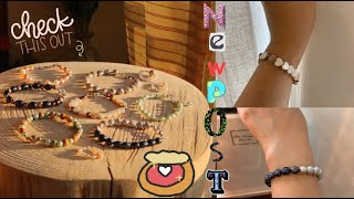 A video of my beads [#13] #비즈 …