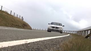 2017 bmw 5 series teaser driving scenes