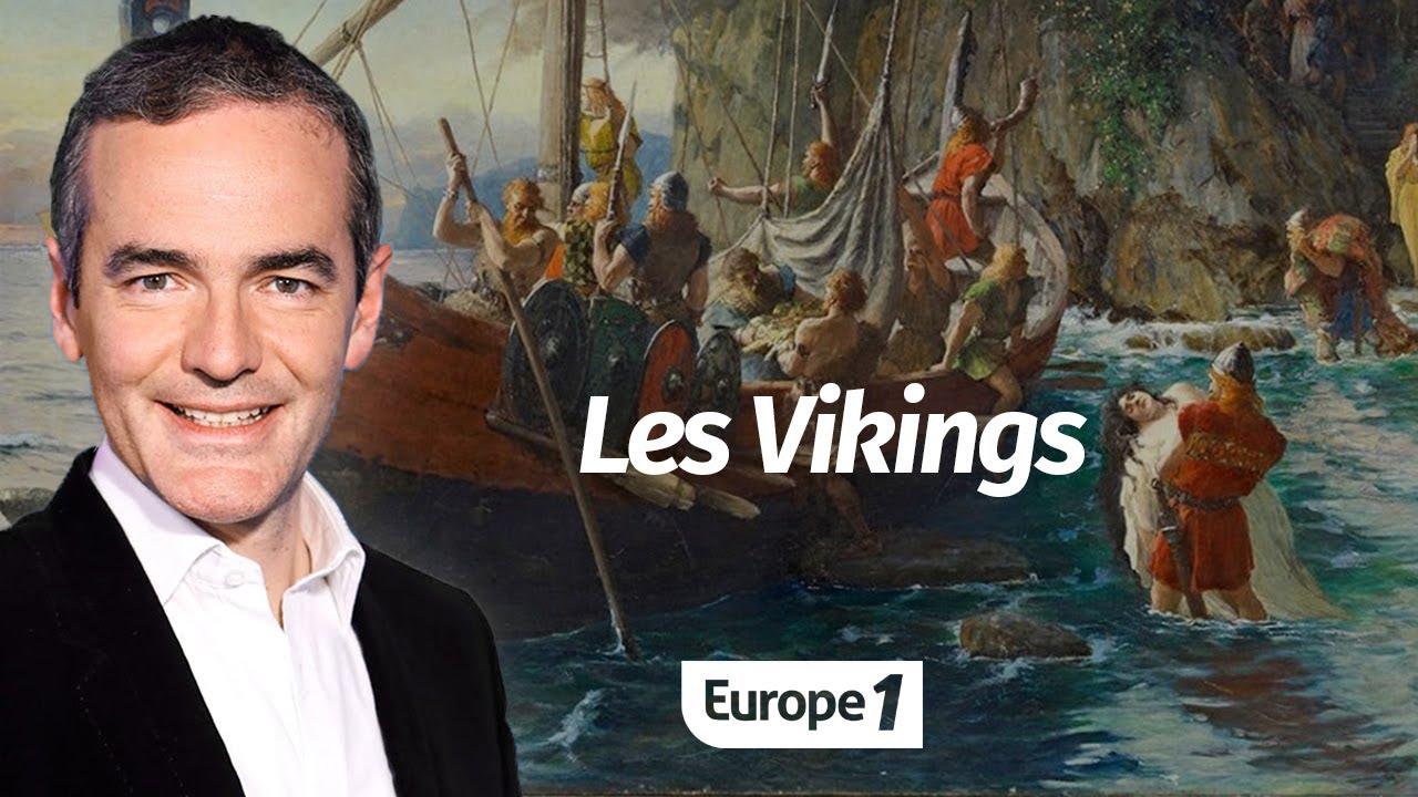 Download Au cœur de l'Histoire : Les Vikings (Franck Ferrand)