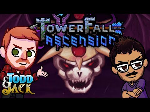 TowerFall | IT'S AN EDITOR TAKEOVER!