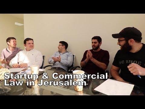 Startup & Commercial Law in Jerusalem