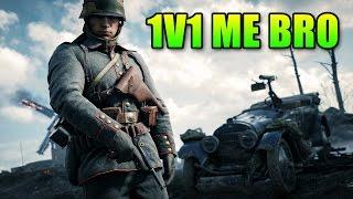 1v1 me bro levelcap vs jerome in battlefield 1   lenovo fall gaming challenge