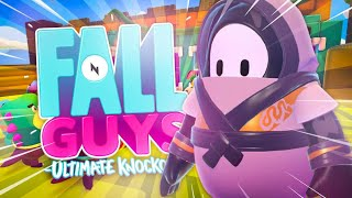 HILARIOUS TAIL TAG ROUND!! FALL GUYS ULTIMATE KNOCKOUT [Gameplay]