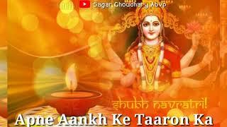 New Navratri Whatsapp status  Rahul jain Navratri Cover song 2018 Tu aashiqui Mata ki chowki