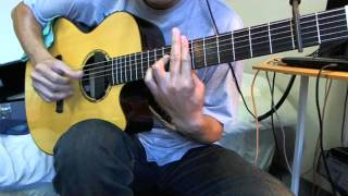 The Princess And The Puddings-John Renbourn(cover)