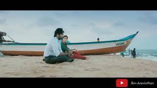 Raja Rani tamil movie love scene. Jey and Nayanthara love scene