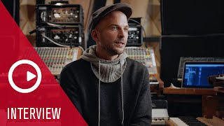Nils Frahm on Bridging Music and Technology in Cubase   Steinberg Spotlights