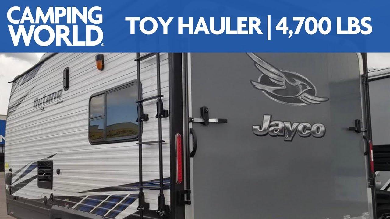 2019 Jayco Octane Super Lite 161 | Travel Trailer - RV Review: Camping World