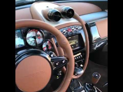 Pagani Hermes Edition And I M Speechless 2017 Youtube