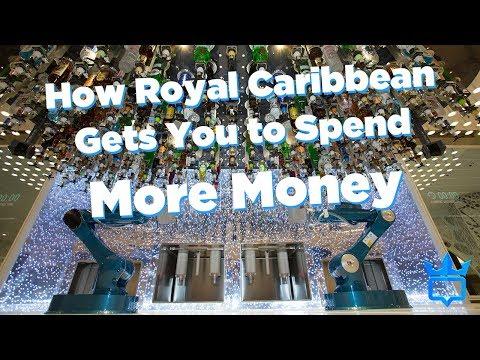 How Royal Caribbean Tricks You Into Spending More Money