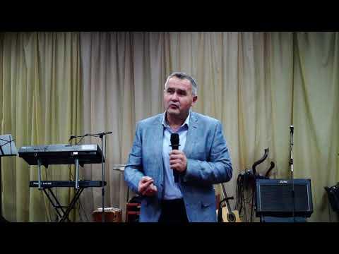 ВОДИТЕЛЬСТВО ДУХА СВЯТОГО пастор БОРИС АФОНИН церковь ХВАЛА и ПОКЛОНЕНИЕ 22.09.2019