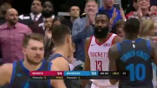 Houston Rockets vs Dallas Mavericks | March 10, 2019