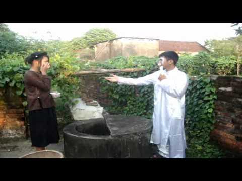 Tái hiện Tấm Cám - 10A3 - THPT Lương Thế Vinh - Nam Định - Dạy học dự án