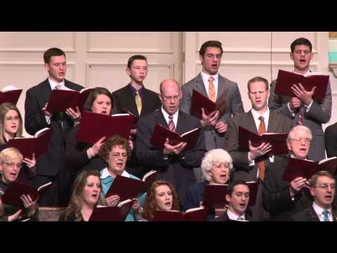 There is a Savior given by Temple Choir