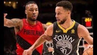Golden State Warriors vs Portland Trailblazers_Game 2_NBA Playoffs 16 May 2019